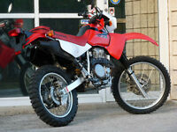 2008 HONDA XR650L MINT CONDITION WITH BRAND NEW MICHELIN TIRES