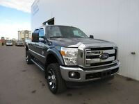 2015 Ford F350 Lariat LIFTED 6.7 Diesel Only $ 387 Bi Weekly
