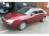 2005 FORD MONDEO TDCI DIESEL, 55 MPG, 60,000 MILES, LONG MOT CHEAP TAX.