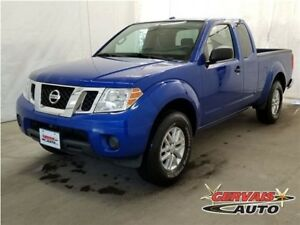 Nissan Frontier SV 4x4 MAGS King Cab 2015