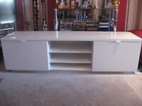 IKEA BYAS T.V. Unit / Bench - - - £20 - - -