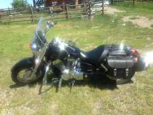 2006 Honda Shadow AERO Williams Lake Cariboo Area image 3