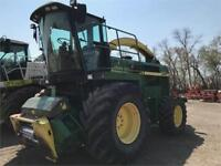 John Deere 6850 Forage Harvester Brandon Brandon Area Preview