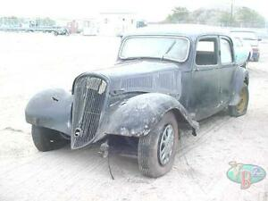 1936 Citroen Traction (shell only)