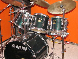 Higher end Yamaha Drums