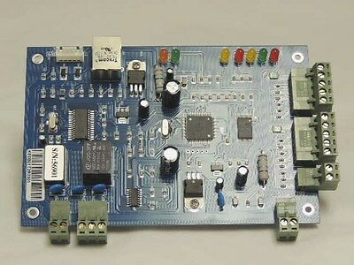 Single Door Access Control Panel - Tcpip Communication - Rs232 Rs485 Ethernet