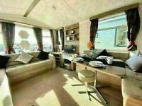 Cheap static caravan for sale , sited in Essex , Beach Access , Cheap site fees till 2030