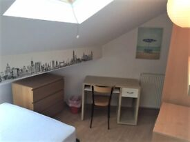 Room Available - Student - 5 Mins Walk to Demontfort University - Leicester - Bills Included -