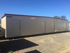 ATCO Four Person ensuited accommodation transportable donga. North Mackay Mackay City Preview