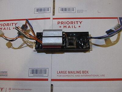 Whelen 2x6 Strobe Power Supply Edge 9000 Lightbar 6 Outlet Pn 01-0268276-00