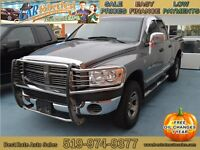 2007 Dodge Ram 1500 SLT Quad Cab 4WD Pickup