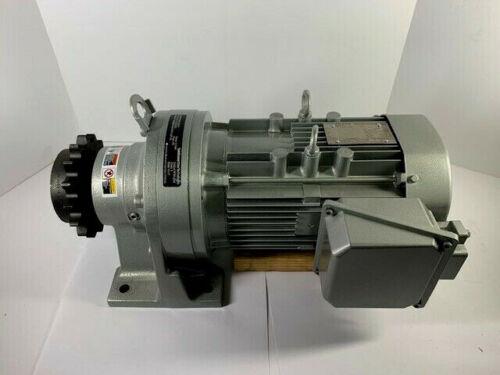 *NEW* SUMITOMO CNHMS1H-6120YA-EP-59: 1.5 HP INLINE DRIVE/GEAR MOTOR