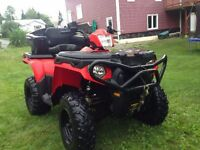 2011 Polaris Sportsman 500 ***VERY LOW KM's***