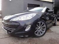 LHD 2010 Peugeot RCZ 2.0HDi 163BHP GT Coupe UK REGISTERED