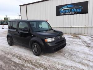 2009 Nissan cube 1.8 S -WINTER TIRES INCLUDED! LOW KMS!