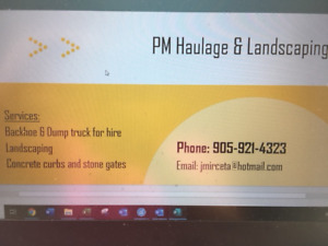 Landscaping and Other Services