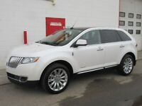 2011 Lincoln MKX ~ One owner ~DVD Headrest~127,000km $14,999