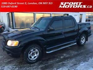 2004 Ford Explorer Sport Trac XLT Convenience! Sunroof! ETESTED