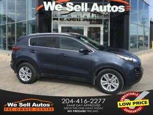 2017 Kia Sportage LX AWD *HTD SEATS*BACK UP CAM*PARK ASSIST