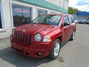 Jeep Compass Sport 2007, Automatique!!!!