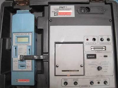 Esterline Angus Pmt Power Master Iii B Ac Motorload Surveyor Iib Prm
