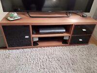 Tv unit for sale 3 months old