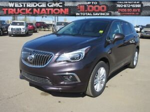 2018 Buick Envision Preferred. Text 780-872-4598 for more inform