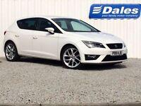Seat Leon 1.4 TSI 140 FR 5Dr [technology Pack] (white) 2013