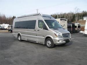 Roadtrek Mercedes XL. Green Technology. TRADES NEEDED