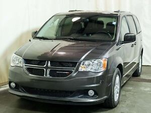 2015 Dodge Grand Caravan Crew Plus Passenger Van: Leather, Sunro