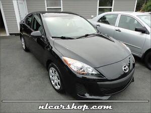 2013 Mazda3 sedan, 2.0L 4 cyl, Auto, INSPECTED - nlcarshop.com