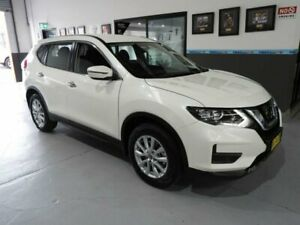 2019 Nissan X-Trail T32 Series II ST Wagon 7st 5dr X-tronic 7sp 2WD 2.5i (5yr Wa White Pendle Hill Parramatta Area Preview