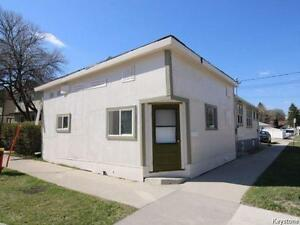 Duplex in St Boniface- lots of updates.