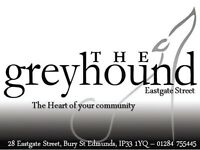 The |Greyhound Bury St Edmunds require an enthusiasic Kitchen Assistant seeking Excellent Training