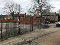 Lockup Yard to Rent.. Parking for about 25/30 cars