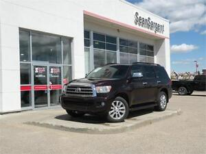 2013 Toyota Sequoia Limited Leather