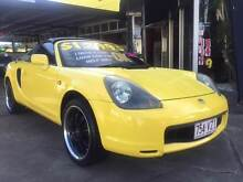 2002 Toyota MR2 Convertible Stafford Brisbane North West Preview