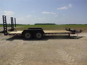 "Carhauler with 6"" I-Beam Frame & Drop Axle 14,000lb!!! $112/mth London Ontario image 2"