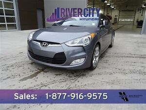 2012 Hyundai Veloster TECH PACKAGE Heated Seats,  Back-up Cam,
