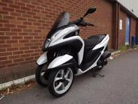 2016 YAMAHA MW125 TRICITY 125 1 OWNER SCOOTER