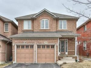 Beautiful Home in Brampton available for Rent