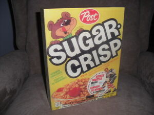 Looking to Buy Vintage Cereal Boxes and Premiums, Hockey Coins e Stratford Kitchener Area image 4