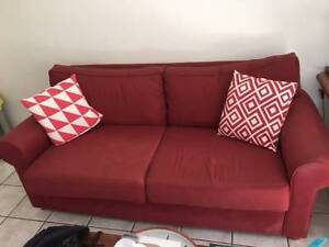 not one but 2 Sofas (one 3 seater and one 2 seater) Hamilton Brisbane North East Preview