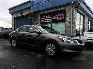 2010 Honda Berline Accord LX ***AUTOMATIQUE***
