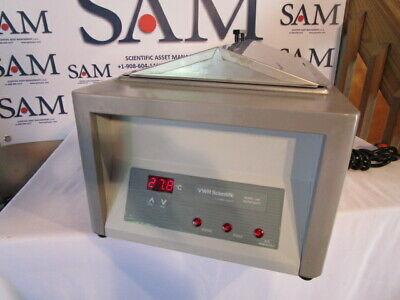 Vwr Scientific Model 1245 Digitial Control Water Bath