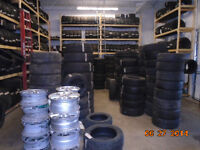 WINTER&ALL SEASON USED TIRES AT {{ R.H AUTO SALE }}