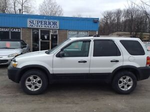 2006 Ford Escape XLT Fully Certified! No accidents!