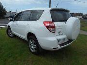 2012 Toyota RAV4 ACA38R MY12 CV 4x2 White 4 Speed Automatic Wagon Moorabbin Kingston Area Preview