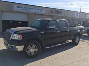 2008 Ford F-150 Lariat-4WD-LEATHER-LOADED-ALLOYS