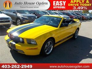 2006 Ford Mustang GT LOW KM LEATHER 5 SPEED B CAM